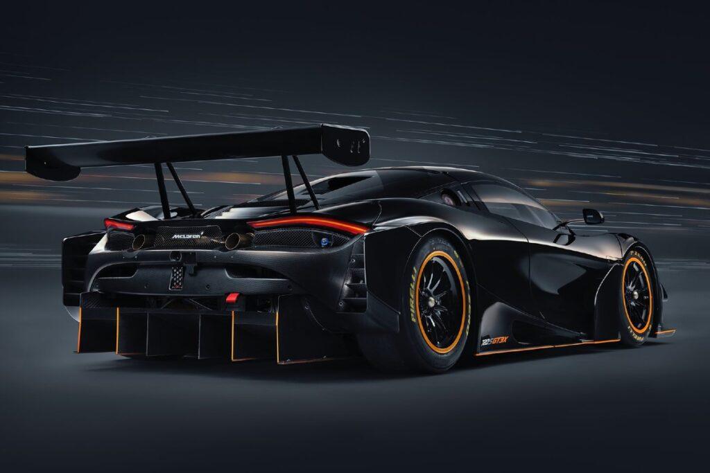 Sin límites: El nuevo McLaren 720S GT3X