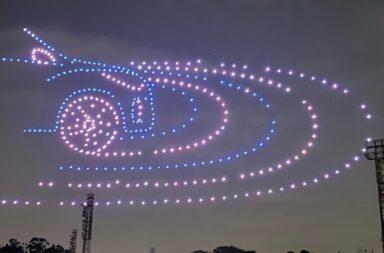 El nuevo Nissan Kicks que llega a Argentina se presentó con un espectacular show de drones