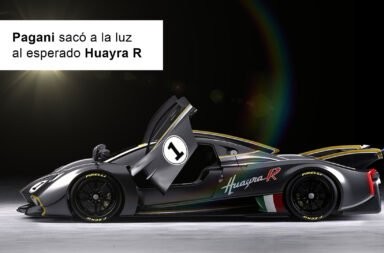 Pagani dio a conocer al esperado Huayra R