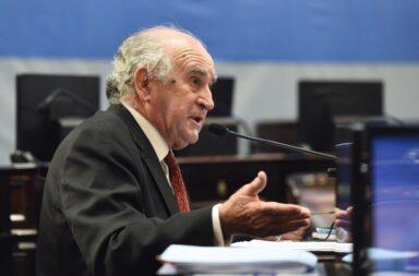 Oscar Parrilli impulsa la creación de una bicameral que investigue a la Justicia