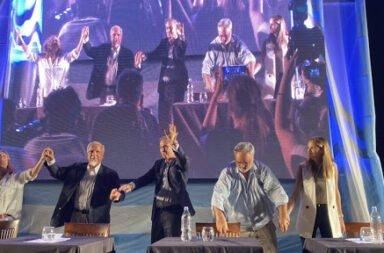 Pichetto lanzó Peronismo Republicano dentro de Juntos por el Cambio para