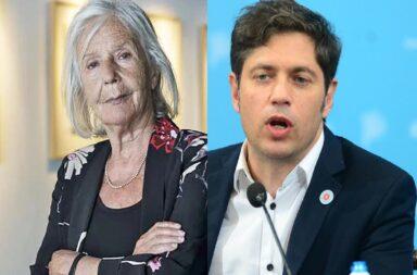 El Gobierno bonaerense desmintió haberle ofrecido a Beatriz Sarlo vacunarse