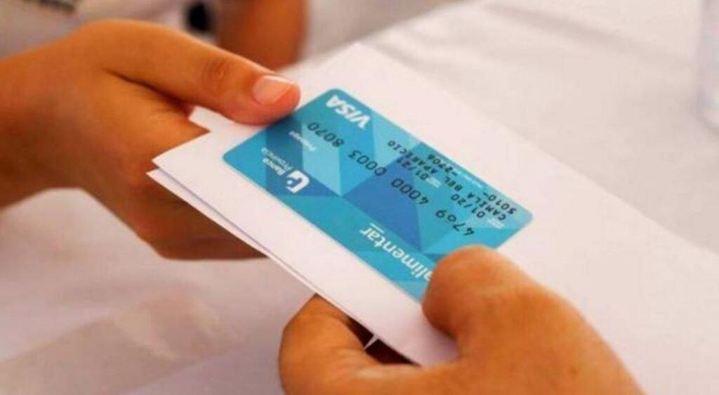 Robo de tarjetas Alimentar en Pinamar