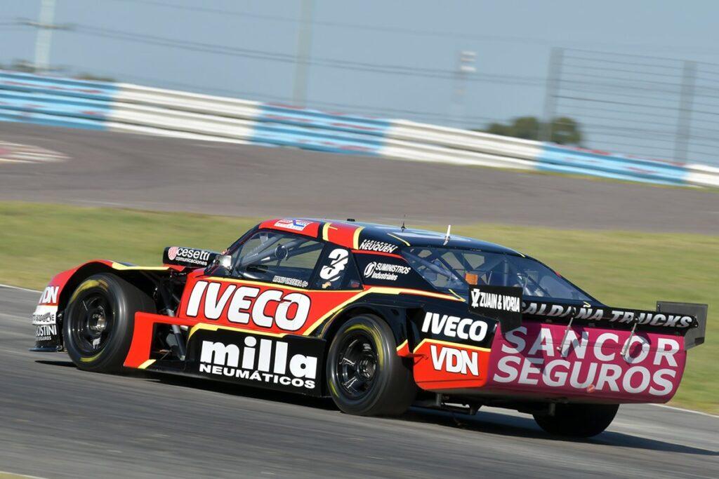Urcera ganó una vibrante final en Buenos Aires