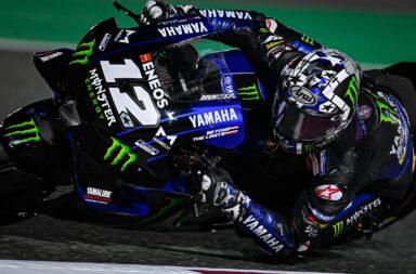 Viñales le dio el triunfo a Yamaha en la primera del año del Moto GP