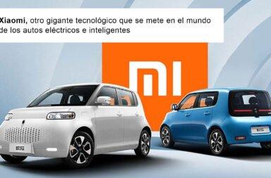 Xiaomi, otro gigante tecnológico que se mete en el mundo de los autos eléctricos e inteligentes