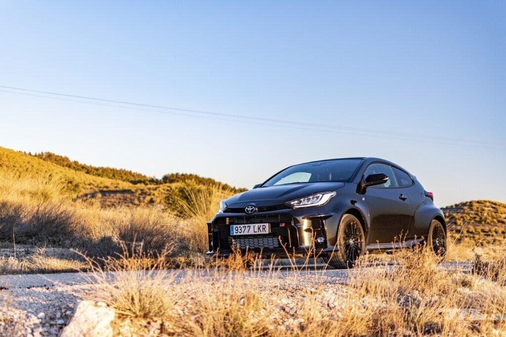 El Toyota Yaris fue elegido el auto del año 2021