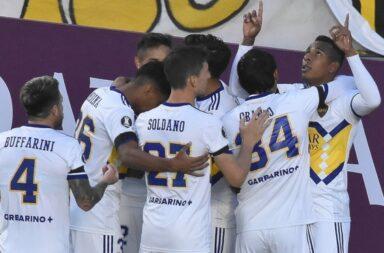 Boca arrancó bien la Libertadores