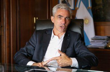 Falleció Mario Meoni, ministro de Transporte de la Nación