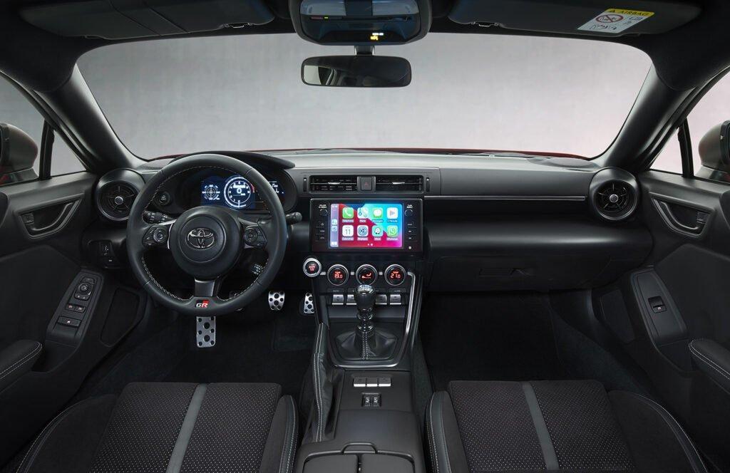 Toyota presentó el nuevo GR 86 que llegará a Argentina