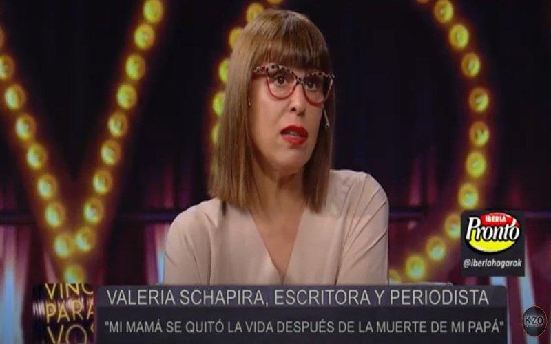 Valeria Schapira: