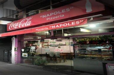 Pizzería Nápoles
