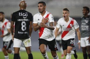 River gana y se hace fuerte en la Libertadores