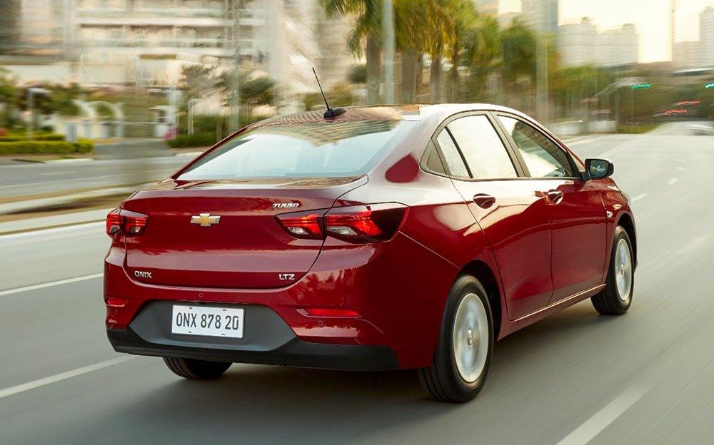 Chevrolet sumó dos variantes más del nuevo Onix en el mercado local