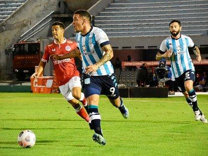 Racing y un inicio de Libertadores decepcionante