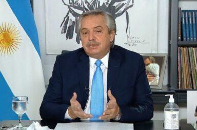 Alberto Fernández anunció nuevas restricciones que regirán en el Área Metropolitana de Buenos Aires (AMBA)