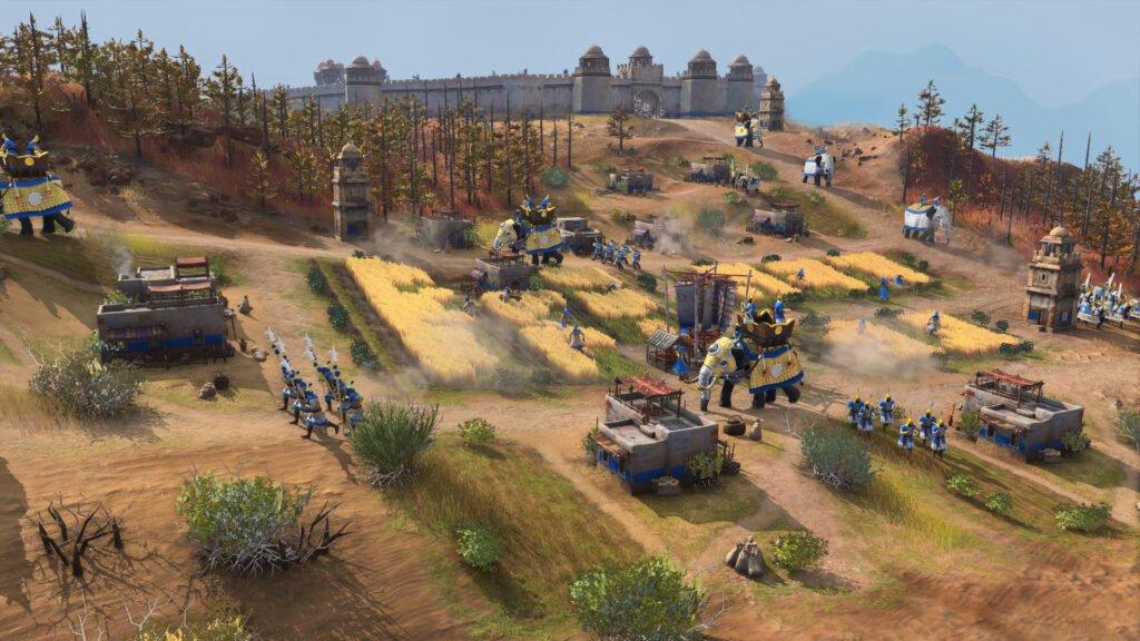 Nuevo gameplay e imágenes de Age of Empires 4