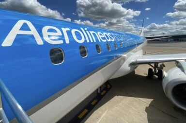 Aerolíneas Argentinas suspende vuelos a Punta Cana, Cancún, Río de Janeiro y Santa Cruz de la Sierra
