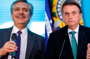 Alberto Fernández le respondió a Bolsonaro: