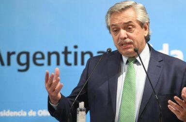 Alberto Fernández mañana será dado de alta tras haber contraído coronavirus y retoma sus actividades