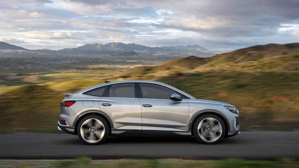 Audi develó el nuevo Q4 E-Tron ¿Llegará a Argentina?