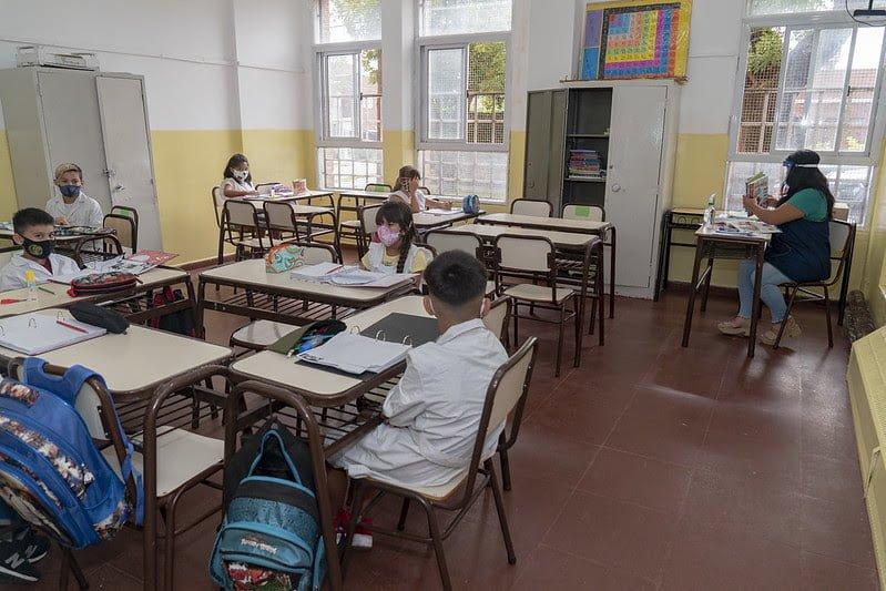Clases presenciales: Nicolás Trotta se reunió con el gremio de docentes de escuelas privadas