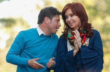 Sobreseyeron a Cristina Kirchner y a Axel Kicillof en la causa del Dólar Futuro
