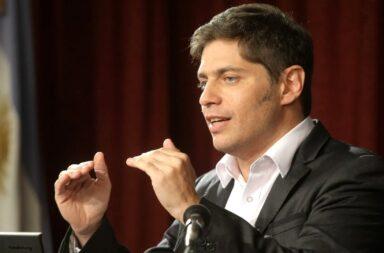 Kicillof confirmó que se detecto la cepa de Manos en provincia de Buenos Aires