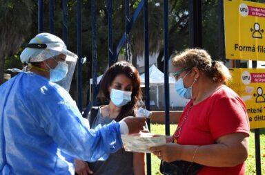CABA superó los tres mil casos de COVID-19 en un día: el número más alto desde que comenzó la pandemia