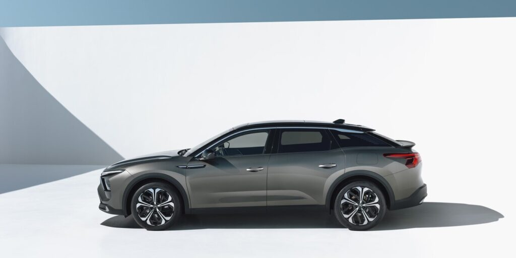 C5 X: Lo nuevo de Citröen que combina las característica de una rural y un SUV