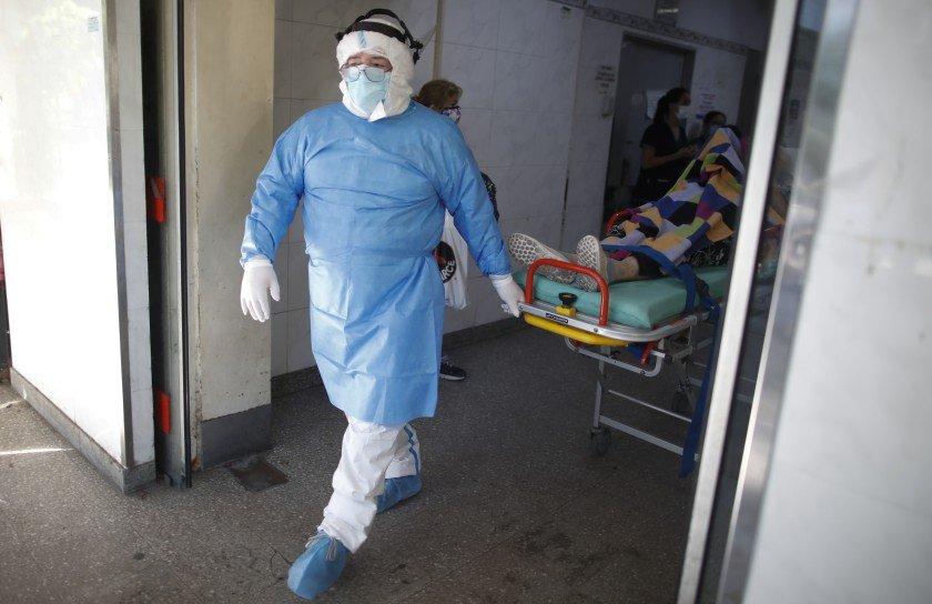 COVID-19: confirmaron 25.495 nuevos casos y 516 fallecimientos en las últimas 24 horas