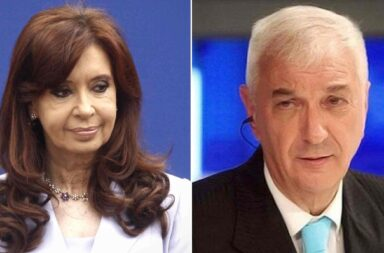 "Cristina Kirchner: ""Adiós Mauro Viale, trabajador incansable de los medios en Argentina"""