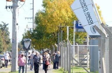 El Gobierno bonaerense suspendió la vacunación en el Estadio Único de La Plata por el partido de River