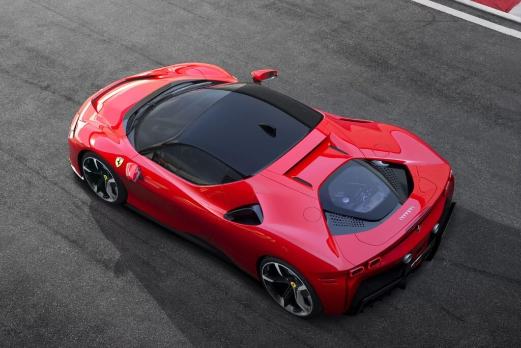 Ferrari anunció cuándo tendrá listo su primer deportivo 100% eléctrico