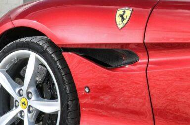 Ferrari prepara su primer SUV de la historia y así luciría