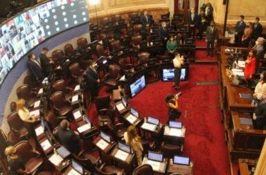 El Senado sanciono la Ley que modifica el Impuesto a las Ganancias y lleva el mínimo a 150 mil pesos