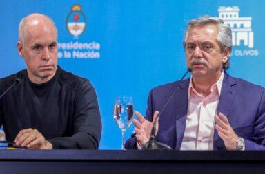 Larreta y Fernández