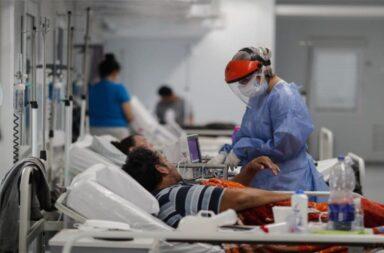 COVID-19 en Argentina: ya se superaron las 60.000 muertes en el país