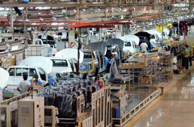 La fabricación de autos en Argentina creció en marzo siendo el mejor mes desde el 2018