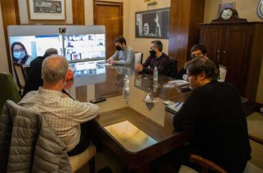 Kicillof se reunió con el Comité de Expertos y dijo que las medidas que se tomen por el coronavius