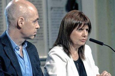 Larreta, Bullrich y Stanley denunciados por atentado a la salud pública y sedición