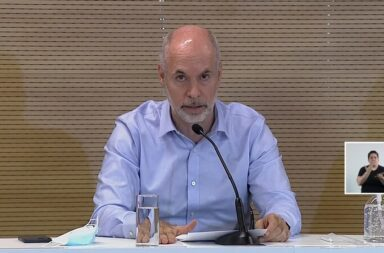 """Rodríguez Larreta: """"Vamos a hacer todo lo posible para que los chicos puedan estar el lunes en las aulas"""""""