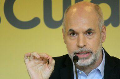 Rodríguez Larreta responsabilizó a Alberto Fernández por la falta de vacunas para los docentes