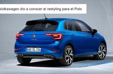 Volkswagen dio a conocer el restyling para el Polo ¿Llega a Argentina?