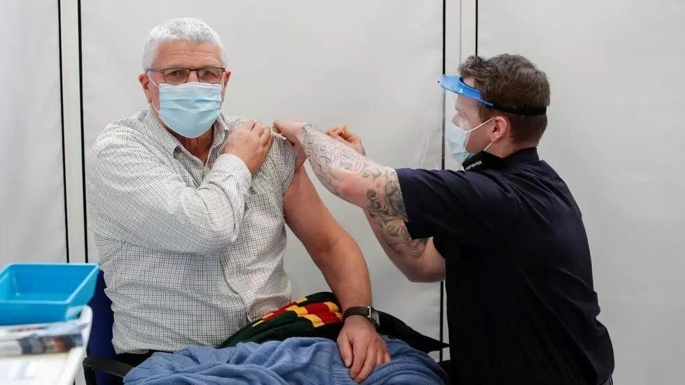 Vacunas para Mayores de 65 años