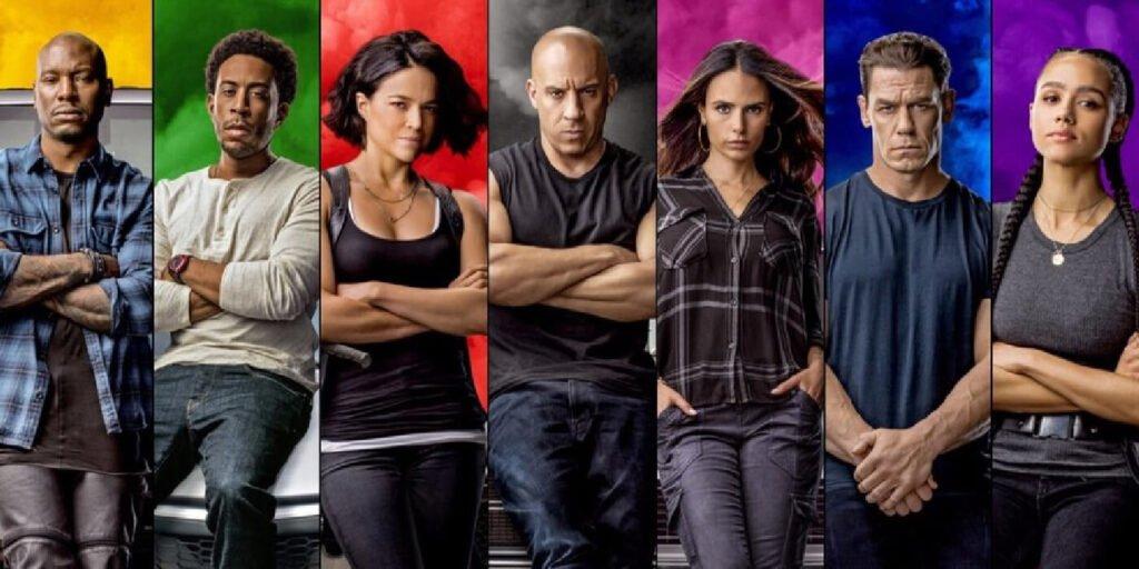 Se subasta el impresionante deportivo con el que Toretto y O'Conner saltaron de un edificio