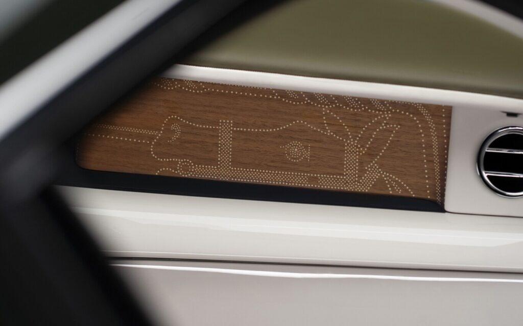 Rolls Royce crea un nuevo one-off del Phantom con detalles muy especiales