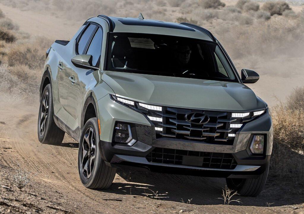 Hyundai Santa Cruz: La nueva pick-up compacta que podría llegar a Argentina para pelearle a la Toro