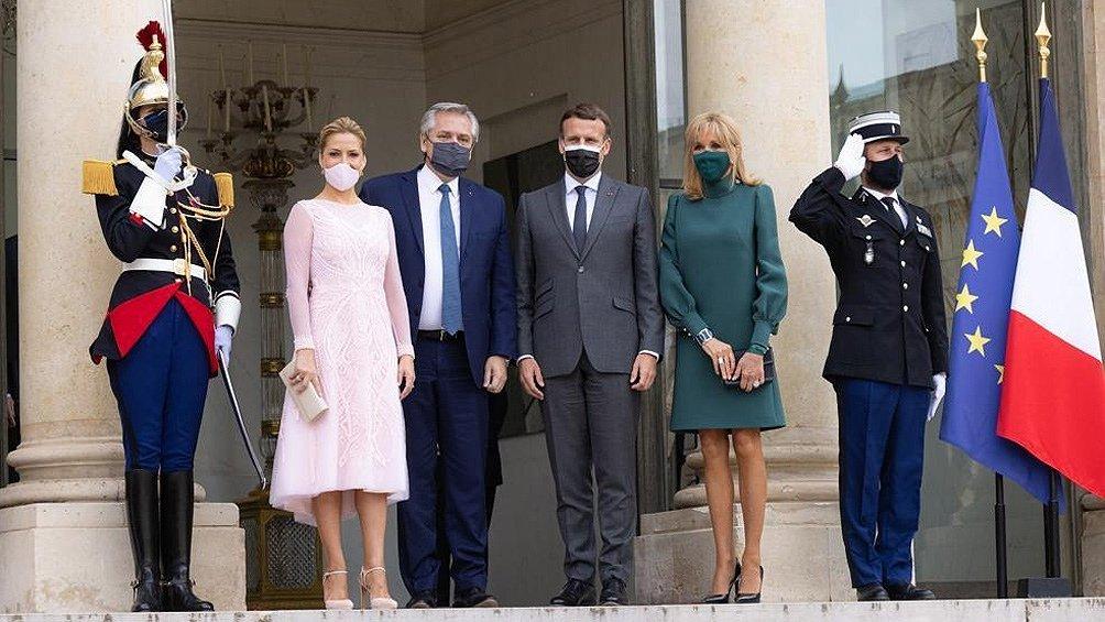 Fernández en París