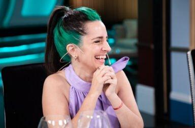 Paulina Cocina en la #Mesaza por primera vez